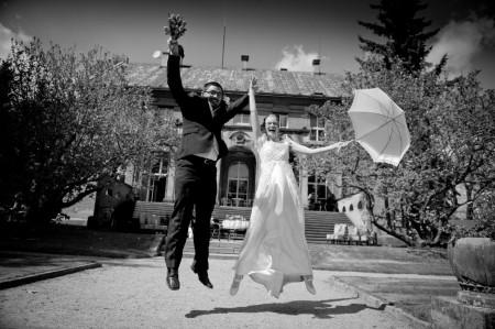 Skok do manželství