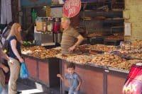 Sušenky na tržišti