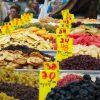 Jídlo v Izraeli, návštěva tržnice v Jeruzalémě – další postřehy z dovolené