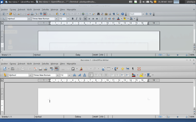 Compare libreoffice and apache openoffice