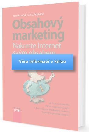 banner pro knihu obsahový marketing
